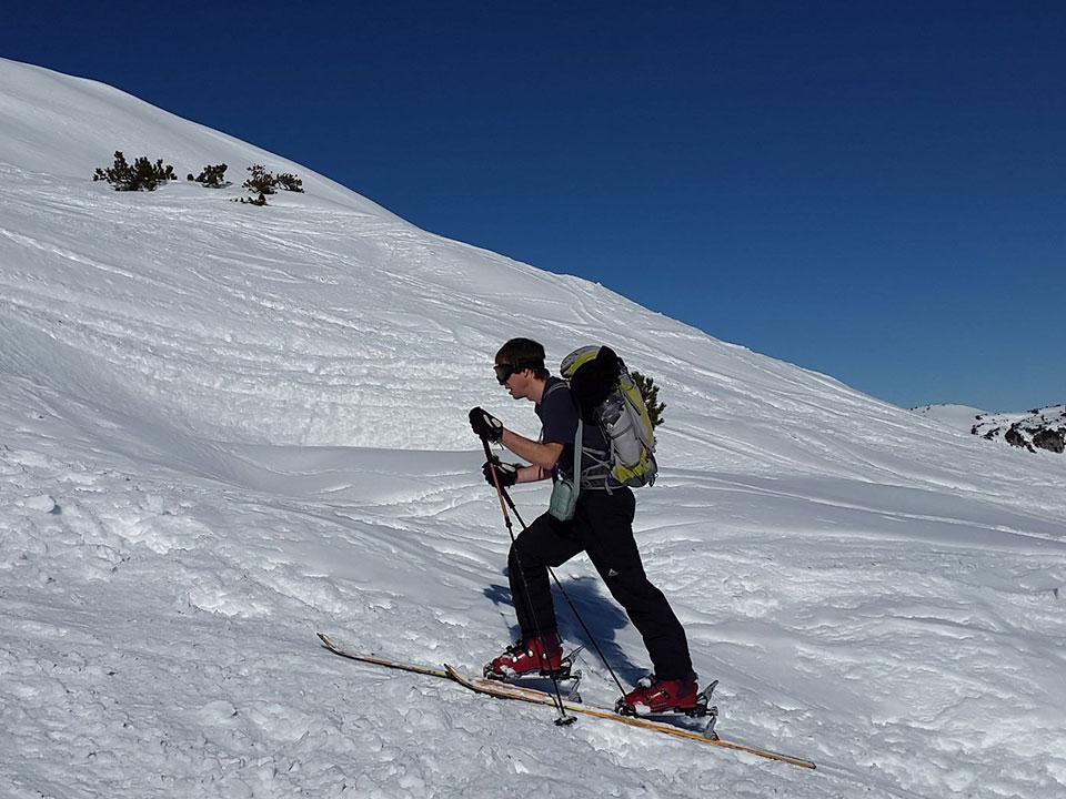 ski in baisoara