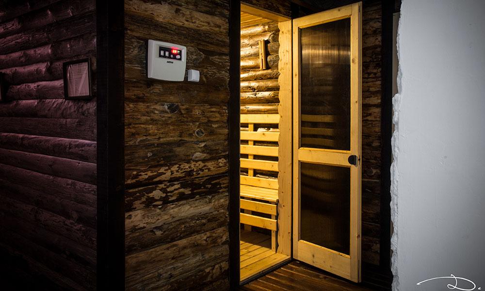 sauna baisoara
